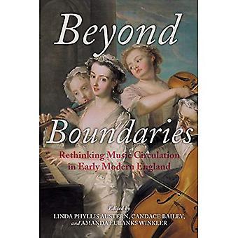 Au-delà des frontières: Repenser la Circulation de la musique in Early Modern England (musique et l'imaginaire moderne précoce)
