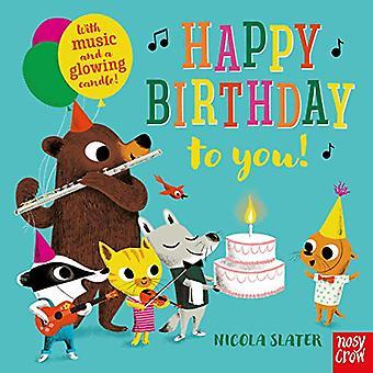 Hartelijk gefeliciteerd met je verjaardag! [Board boek]