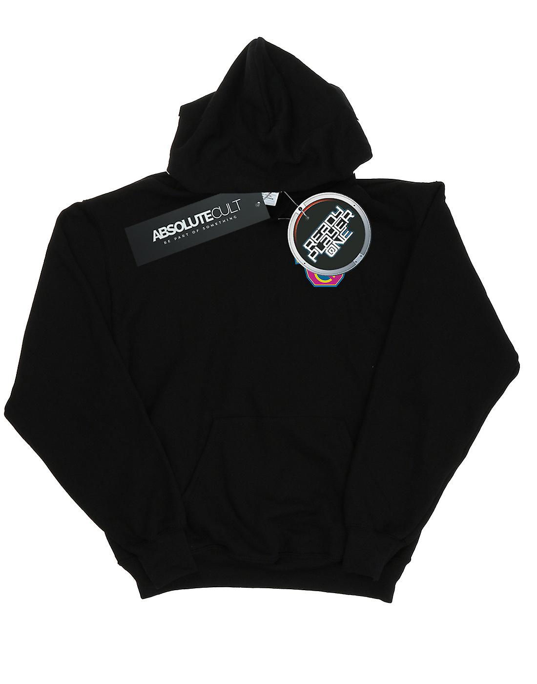 Ready Player One Men's Anti Sixers Breast Logo Hoodie