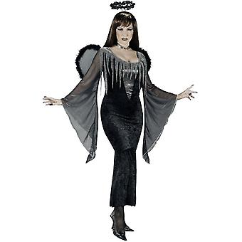 Grey Angel Adult Costume