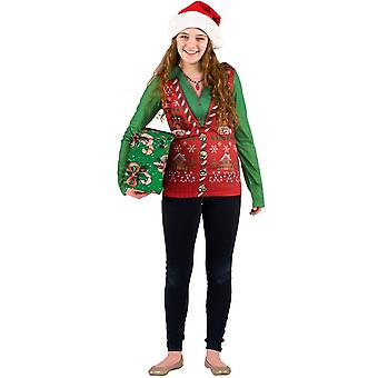 Ugly Christmas Vest Adult