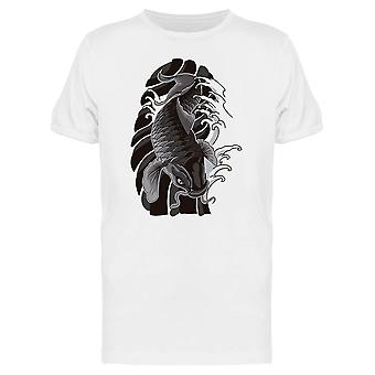 Harte Koi T-Shirt Herren-Bild von Shutterstock