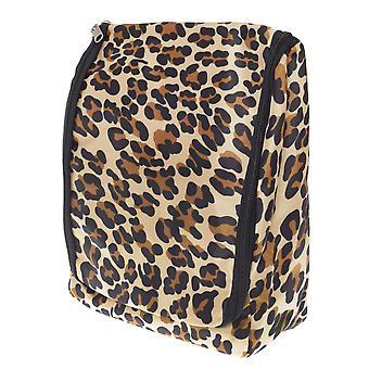 Womens/Ladies Patterned Travel Toiletries Bag