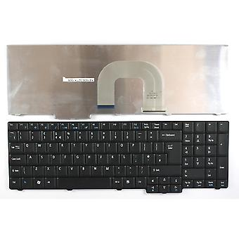 Acer Aspire 9805WKHI schwarz UK Layout Ersatz Laptop-Tastatur