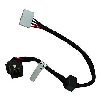 لينوفو IdeaPad 100-15IBY استبدال الكمبيوتر المحمول DC جاك المقبس مع كابل