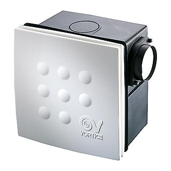 Kitchen / bathroom extractor fan Quadro Super EP AC 285 m³/h model selectable