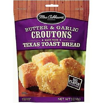Mrs. Cubbison's Butter & Garlic Croutons Made From Texas Toast
