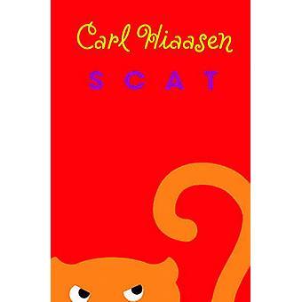 Scat by Carl Hiaasen - 9780440421047 Book