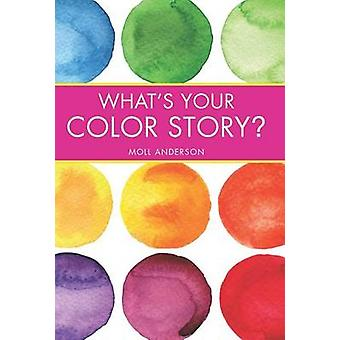 What's Your Color Story? - A Guided Journal Coloring Book to Spark You