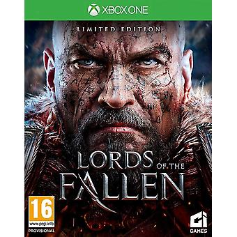 Lords Of The Fallen Limited Edition Xbox One Game (French Box)