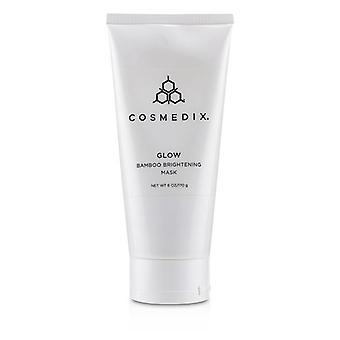 Cosmedix Glow Bamboo Brightening Mask - Salon Size - 170g/6oz
