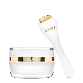 Sisley Sisleya L'Integral Anti-Age Eye And Lip Contour Cream Limited Edition With Massage Tool 0.5oz / 15ml
