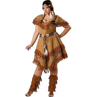 Indian Femme Adult Costume
