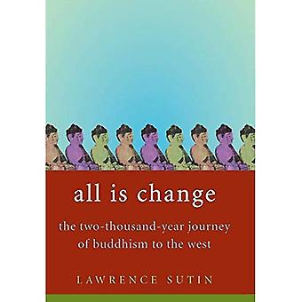 All is Change: The 2000-year Journey of Buddhism to the West