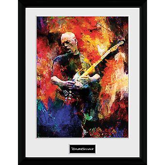 David Gilmour maalaus kerääjä tulosta 30,5 x41cm