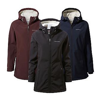 Craghoppers Ladies Ingrid Softshell Hooded Jacket