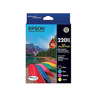 Epson alta capacidade 220XL 4 HY Ink Value Pack
