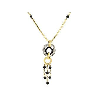 Bijoux pour tous - Women's necklace - 9k yellow gold (375) - 450 mm - code 133N0319-03/9