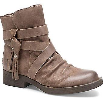 B.O.C Womens Eton Leather Closed Toe Ankle Fashion Boots