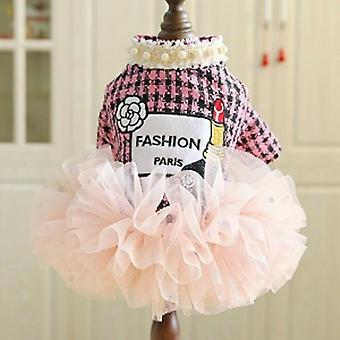 Le Couture Paris Dog Dress