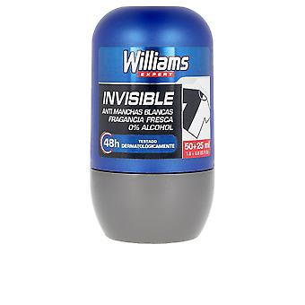 Williams Invisible 48h Deo Roll-on 75 Ml For Men