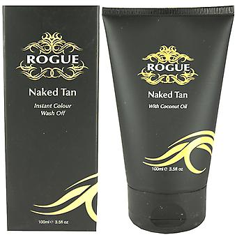 Rogue Mens instant Wash off gol Tan 100ml