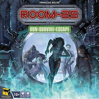 Room 25 Season 1 Square Box Board Game