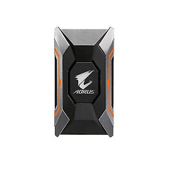 Gigabyte Gc-A2Wayslil Rgb Aorus Sli Hb Bridge For Nvidia Gtx 10 Series
