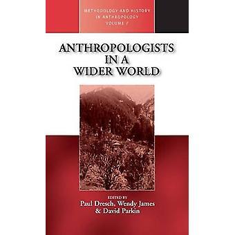 Antropologer i en bredare värld essäer om fältforskning av Dresch & Paul