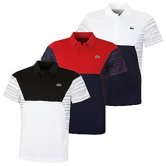 Lacoste Hombres Aspiración Tenis Polo Camisa