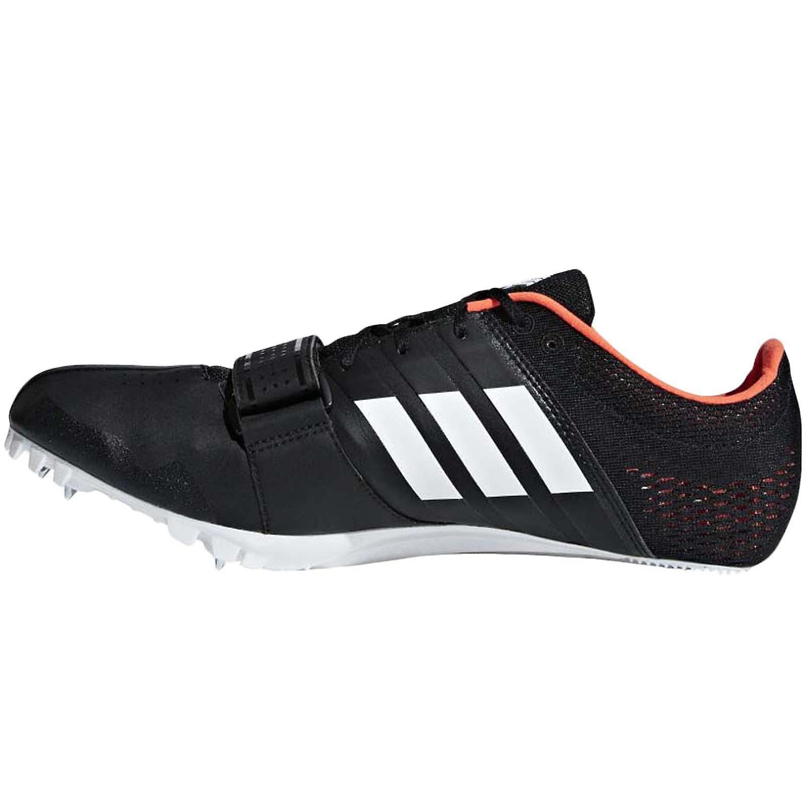 adidas Performance Mens adizero acceleratore Track & Field Running Spikes - Nero J5PJyt