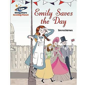 Reading Planet  Emily Saves the Day  White Galaxy by Emma Barnes