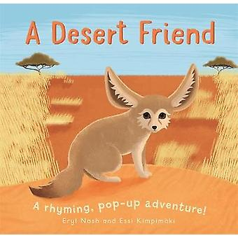 Desert Friend by Eryl Nash