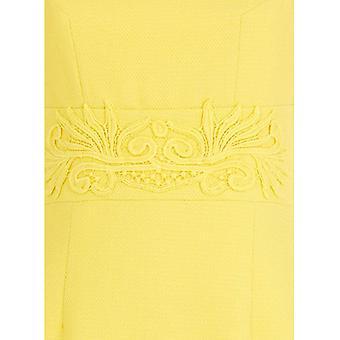 Darling kvinnor ' s gul Abigail penna klänning