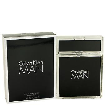 Calvin Klein Man Cologne by Calvin Klein EDT 100ml