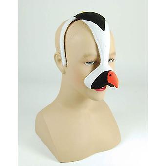 Pingviini naamio.