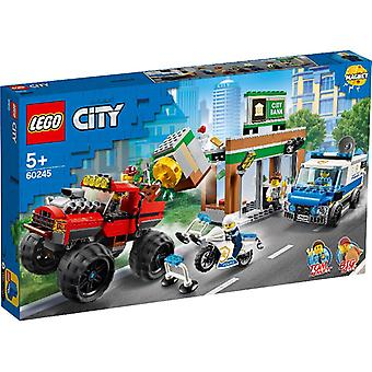 LEGO 60245 Miejska Policja Monster Truck Heist