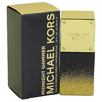 Midnight Shimmer Eau De Parfum Spray By Michael Kors   539574 30 ml