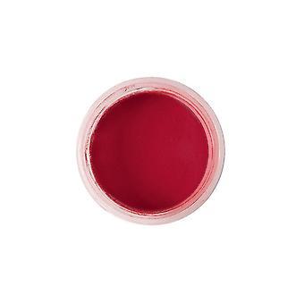 Farve splash Dust Matt Ruby Red 5g