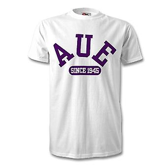 Erzgebirge Aue 1945 Established Football T-Shirt