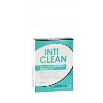 Inti Clean Lingettes Homme&femme