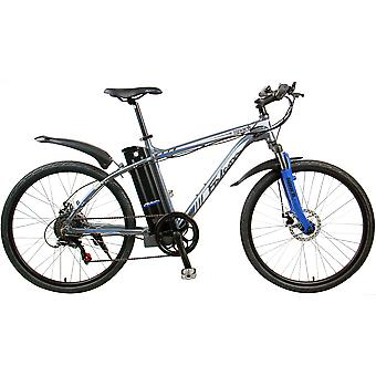 Falcon Spark 26 Inch Electric Mountain Bike Grey