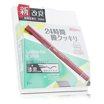 Lasting Fine Pencil Eyeliner - Deep Black 0.15g/0.005oz