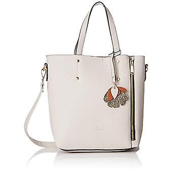 Tom Tailor Acc Lana - White Women's Tote Bags (Wei) 32x27x12 cm (B x H T)