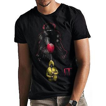 It - Lurking Clown T-Shirt
