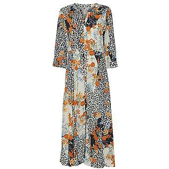SOYACONCEPT Soyaconcept Dark Orange Dress 16546