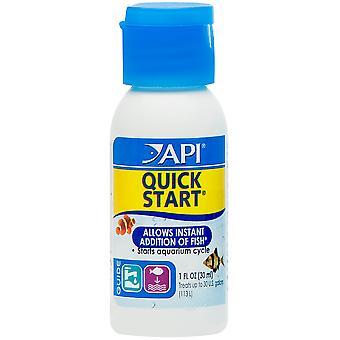 API Quick Start 30 ml (Fish , Maintenance , Water Maintenance)