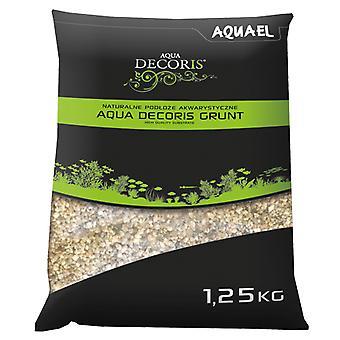 Aquael Sustrato Aqua Grunt para Plantas de Acuarios 3 Litros