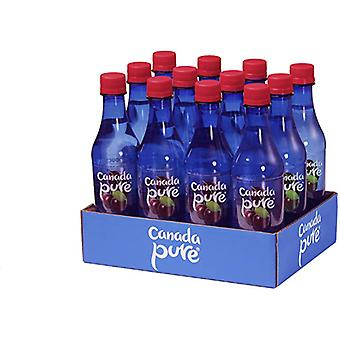 Canada Pure Sparkling Water Black Cherry-( 445 Ml X 12 )