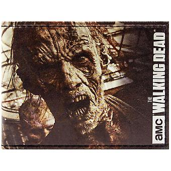 AMC Walking Dead Zombie ID & Card Bi-Fold Wallet